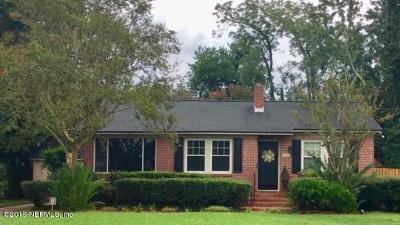 Single Family Home For Sale: 4121 Gadsden Rd