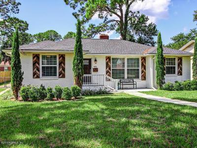 Single Family Home For Sale: 1212 Preston Pl