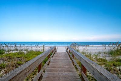 Jacksonville Beach Condo For Sale: 1951 Ocean Dr S #1A