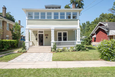 Single Family Home For Sale: 2051 Ernest St