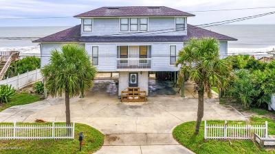 Single Family Home For Sale: 3137 S Ponte Vedra Blvd