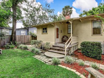 Single Family Home Contingent Take Backup: 1827 Landon Ave