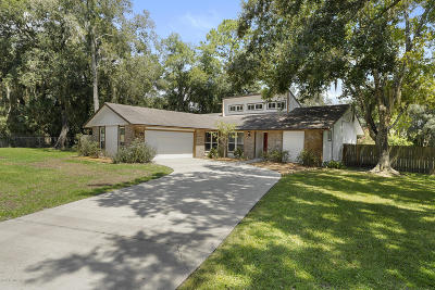 Single Family Home For Sale: 1265 Palm Dr