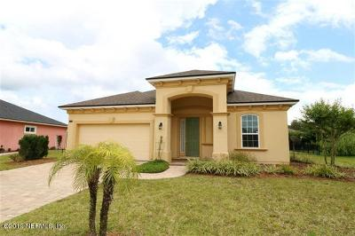 St Augustine Single Family Home For Sale: 413 Escalante Ct