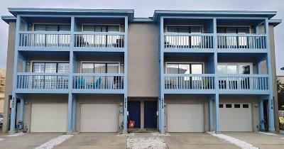 Jacksonville Beach Townhouse For Sale: 2215 1st St S