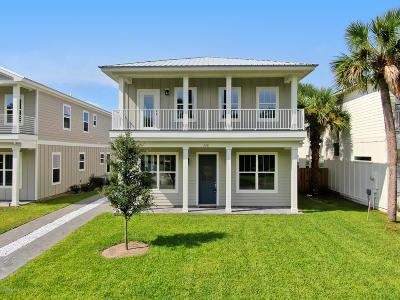 Neptune Beach Single Family Home For Sale: 228 Davis St