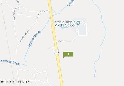 St. Johns County Residential Lots & Land For Sale: 6330 Us-1