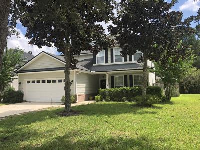 St Augustine Single Family Home For Sale: 737 Flowers St