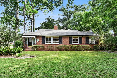 Single Family Home For Sale: 4349 San Jose Blvd