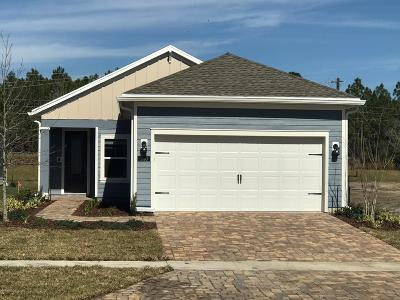 St. Johns County Single Family Home For Sale: 322 Clifton Bay Loop