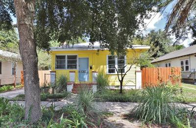 Single Family Home For Sale: 2883 Forbes St
