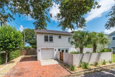 St Augustine Single Family Home For Sale: 15 Holly Ln