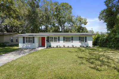 Jacksonville Single Family Home For Sale: 5211 Glenwood Ave