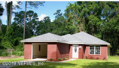 Duval County Single Family Home For Sale: 7462 Gainesville Ave