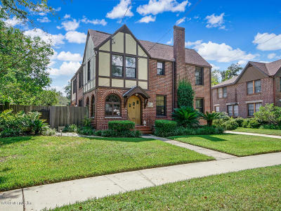 Single Family Home For Sale: 1254 Hollywood Ave
