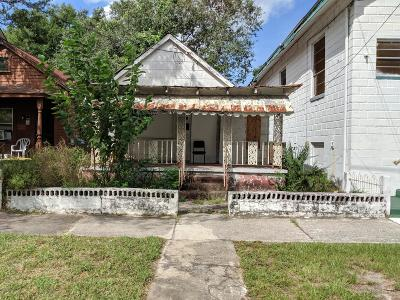 Single Family Home For Sale: 914 Ionia St