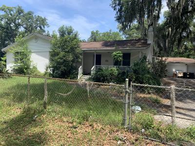 Single Family Home For Sale: 5205 Ridgecrest Ave