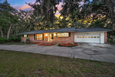 Neptune Beach Single Family Home For Sale: 1601 Forest Ave