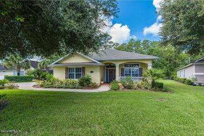 St Augustine Single Family Home For Sale: 1321 Kinsington Ct