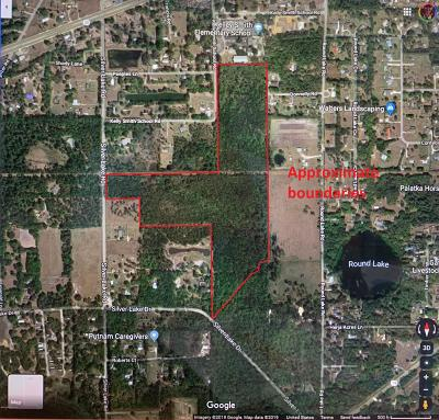 Residential Lots & Land For Sale: Silver Lake Rd