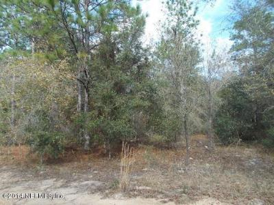 Residential Lots & Land For Sale: 7189 Coe Dr