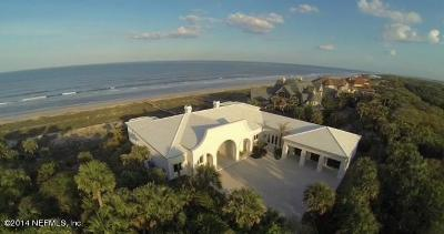 Atlantic Beach, Fernandina Beach, Jacksonville Beach, Neptune Beach, Ponte Vedra Beach Single Family Home For Sale: 1189 Ponte Vedra Blvd
