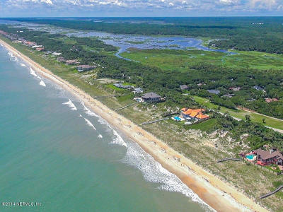 Ponte Vedra, Ponte Vedra Beach Residential Lots & Land For Sale: 1125/1127 Ponte Vedra Blvd