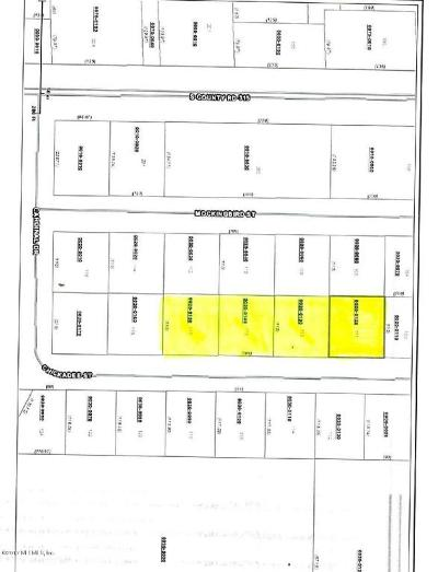 Residential Lots & Land For Sale: 111 Chickadee St