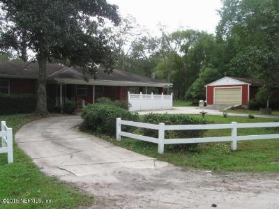 Clay County Single Family Home For Sale: 3817 Forest Dr