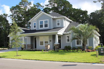 Jacksonville Single Family Home For Sale: 8555 Mabel Dr