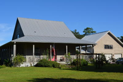 Single Family Home For Sale: 15697 Waterville Rd