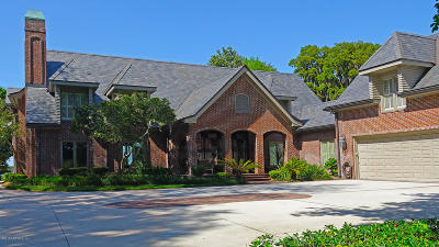 Jacksonville Single Family Home For Sale: 12827 Ft. Caroline Rd