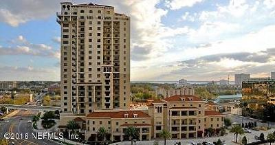 Jacksonville Condo For Sale: 1478 Riverplace Blvd #2104