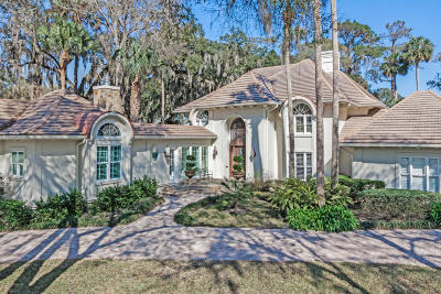 Ponte Vedra Beach Single Family Home For Sale: 184 Plantation Cir South