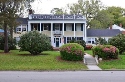 Jacksonville Single Family Home For Sale: 1021 Greenridge Rd