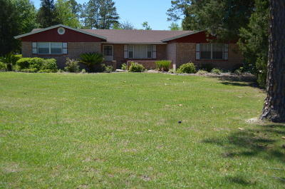 Middleburg Single Family Home For Sale: 3963 Bronco Rd