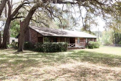 St. Johns County Single Family Home For Sale: 532 Moonshine Dr