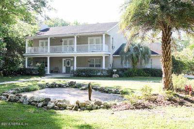 Ponte Vedra Single Family Home For Sale: 492 A.j. Mills