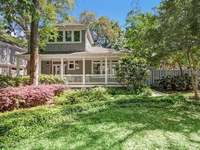 Amelia Island Single Family Home For Sale: 7 Laurel Oak Rd