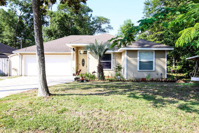 Fleming Island Single Family Home For Sale: 1000 Fleming St