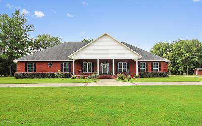 Macclenny Single Family Home For Sale: 8140 No Road