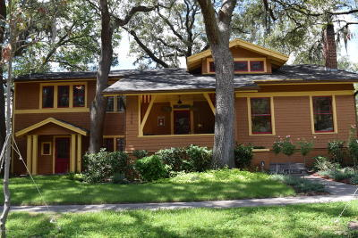 Single Family Home For Sale: 1776 Canterbury St