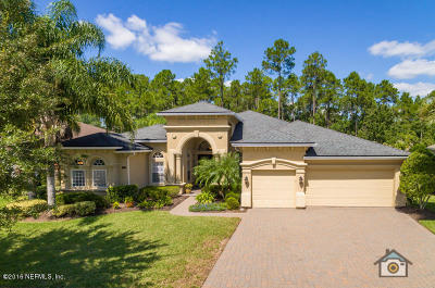 Ponte Vedra Single Family Home For Sale: 736 Port Charlotte Dr