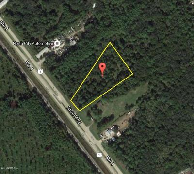 St. Johns County Residential Lots & Land For Sale: 6236 Us Highway 1 N
