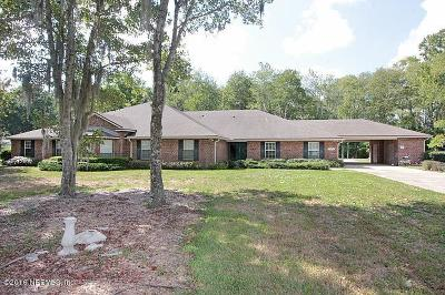 Orange Park Single Family Home For Sale: 2771 Secret Harbor Dr