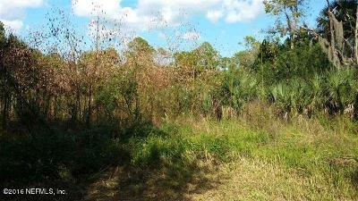 St Augustine Residential Lots & Land For Sale: 3 Theodore St