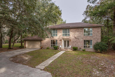 Fleming Island Single Family Home For Sale: 1317 South Shore Dr