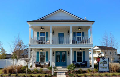 St Augustine Single Family Home For Sale: 75 Bronson Pkwy