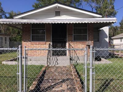 Duval County Single Family Home For Sale: 1953 W 13th St