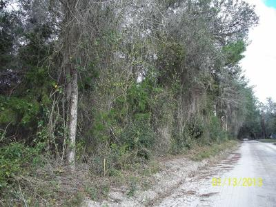Hawthorne FL Residential Lots & Land For Sale: $109,900